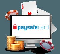 paysafecard casino's
